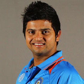 Suresh Raina - Indian Cricketer