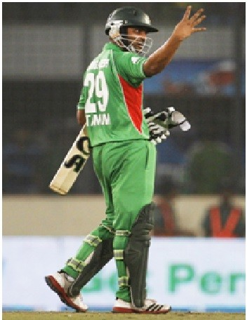 Bangladesh-One Day International - Tamim Iqbal - 2012