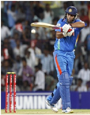 Yuvraj Singh-T20-india-New Zealand- 2012