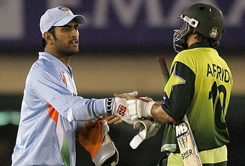 India Pakistan WCT20 2014 clash