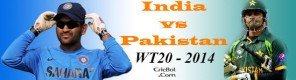 T20 World Cup 2014 - India vs Pakistan