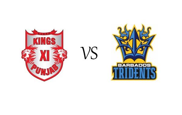 CLT20 2014 - Kings XI Punjab vs Barbados Tridents
