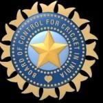 Indian cricket team logo