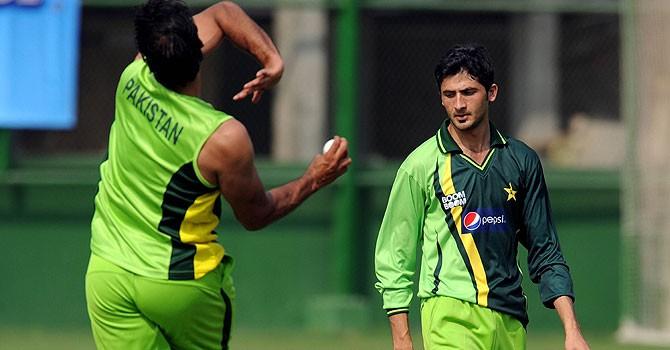 Pakistan's fast bowlers