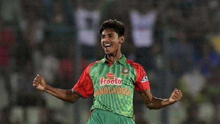 Bangladesh's Pace Sensation Mustafizur Rahman