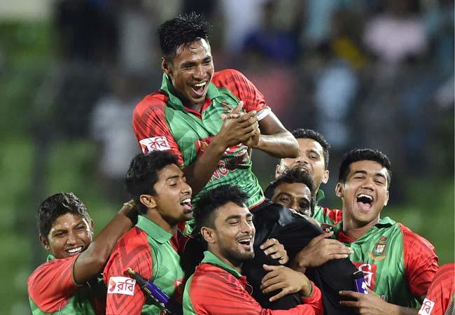 Bangladesh's Pace Sensation Mustafizur Rahman1