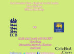 2nd Test ENGvSL