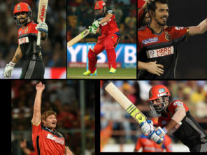 RCB keys players