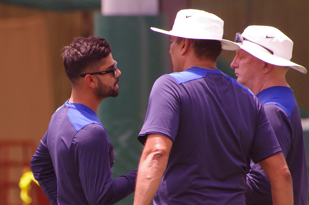 Board of Control for Cricket in India, BCCI, Ravi Shastri, Anil Kumble, Sandeep Patil, Ajay Shirke, Head Coach, Indian Coach, Coach, Cricket, Indian Cricket