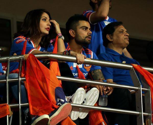 Virat Kohli, Anushka Sharma, Cricket, Bollywood, Indian Cricket, Fans, Media
