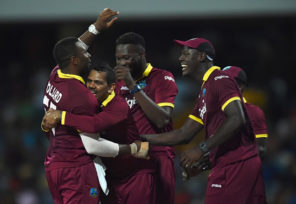 Tri-Nation Series, West Indies cricket, Cricket South Africa, West Indies vs South Africa, ODI, One day cricket, Holder, AB de Villiers, de Kock, Amla, du Plessis, Marlon Samuels, Darren Bravo, Pollard, Narine, Taylor, Brathwaite, Morne Morkel, Kagiso Rabada, Imran Tahir, Phil Simmons, Russell Domingo