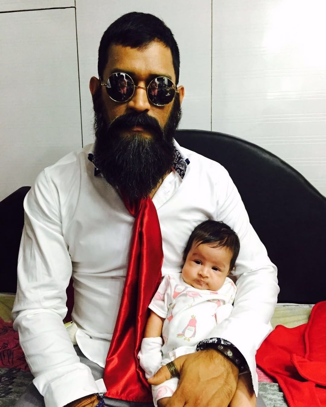 Dhoni, Ziva, Board of Control for Cricket in India, India