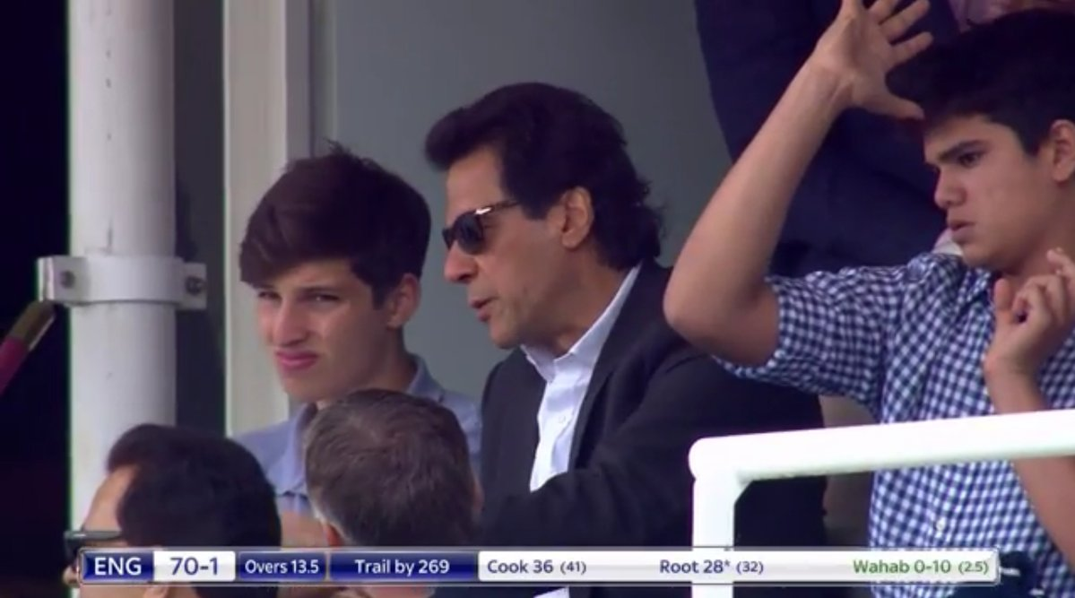 Imran Khan, Arjun Tendulkar, India, Pakistan, England, Pakistan Tour of England, England vs Pakistan