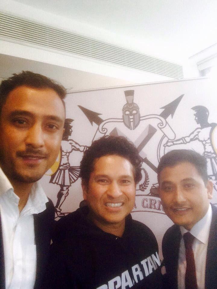 Paras Khadka, Sachin Tendulkar, Cricket GOD, GOD, Indian Cricket, Nepal Cricket, Cricket, Sports