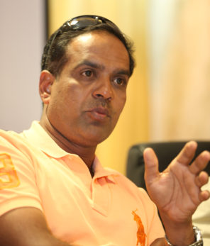 Sunil Joshi - Spin Bowling Coach of Bangladesh Cricket team