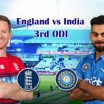 india vs england third odi 2018