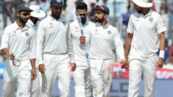 India's First Wicket In First Innings Of 2nd Test