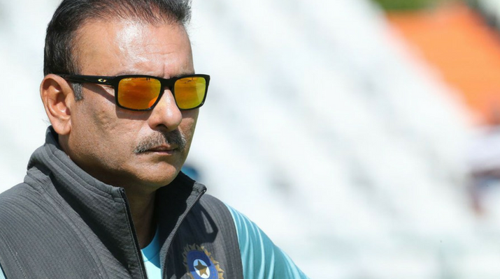 ravi shastri coach of team india