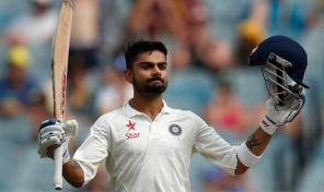 virat kohli in test cricket