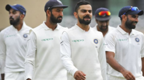 India vs England Fifth Test