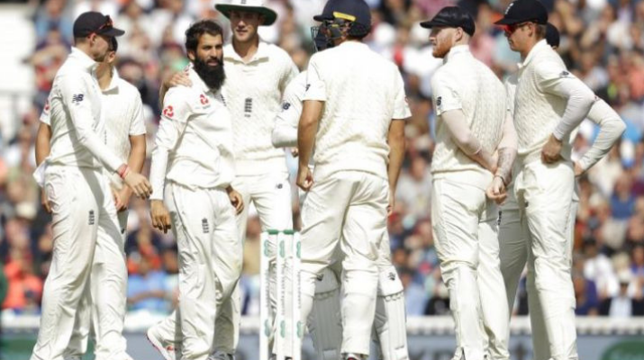India vs England Fifth Test final match
