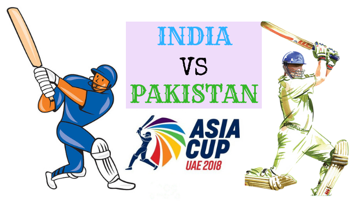 india vs pakistan asia cup 2018