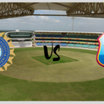 India vs West Indies Test Day 1