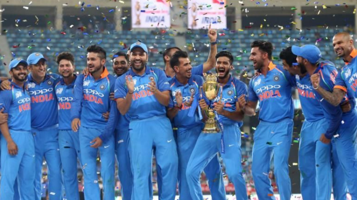 India won Asia Cup 2018