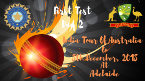 india vs australia first test day 2