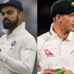 india vs australia virat kohli and tim paine