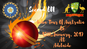 india vs australia second odi