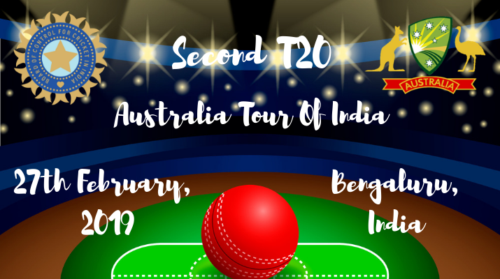 india vs australia second t20